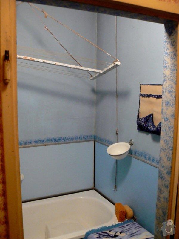 Poptávka návrh a rekonstrukce bytového jádra - 2+1, Vídeňská, Brno: P1040061