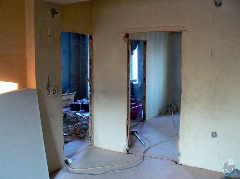 Poptávka návrh a rekonstrukce bytového jádra - 2+1, Vídeňská, Brno: P1040093
