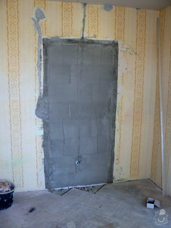 Poptávka návrh a rekonstrukce bytového jádra - 2+1, Vídeňská, Brno: P1040117