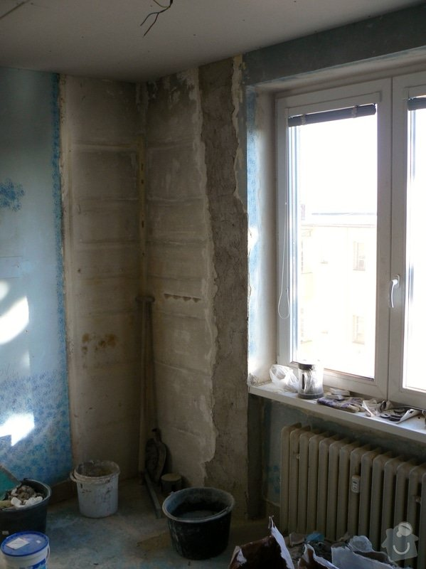 Poptávka návrh a rekonstrukce bytového jádra - 2+1, Vídeňská, Brno: P1040120