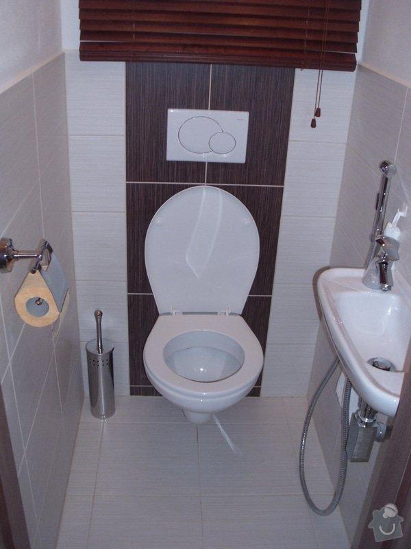 Poptávka návrh a rekonstrukce bytového jádra - 2+1, Vídeňská, Brno: P1040157