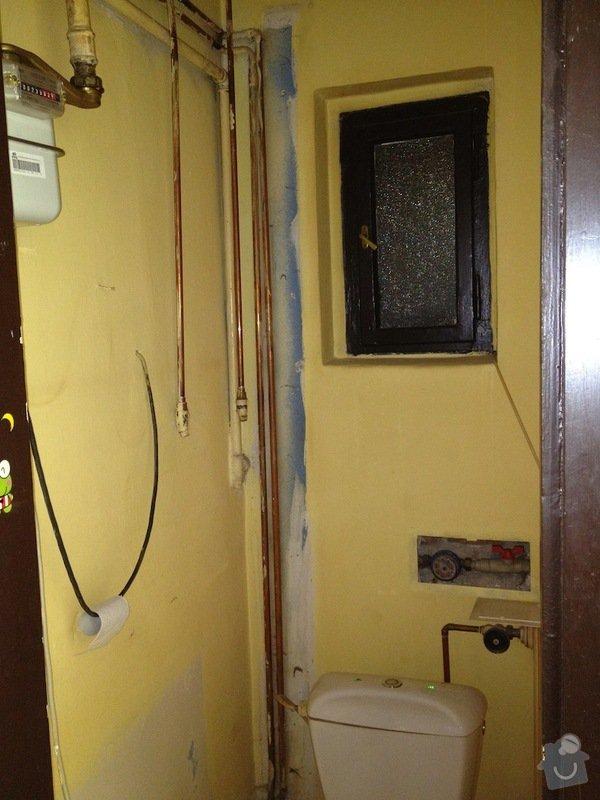 Obkladačské práce: toaleta2