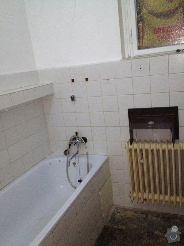 Topenářské práce: koupelna4