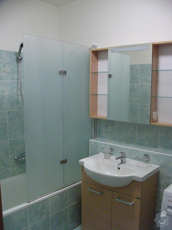 Montáž vybavení koupelny: P1160037