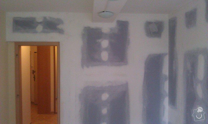 Ohlučnění stropu a stěn v monolitu: IMAG0698