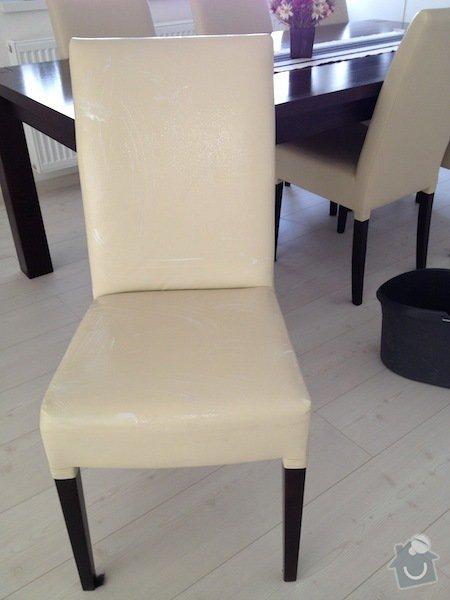 Čištění kožené sedačky, čištění koženkových židlí: IMG_0592