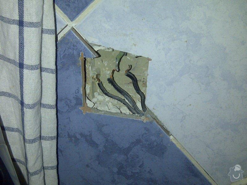 Izolace sprchy, oprava zdi, nove zasuvky: IMG-20120330-00004