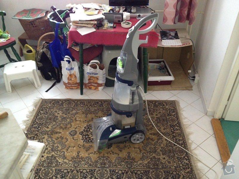 Antibakteriální čištění matrací, čištění koberce: IMG_0595