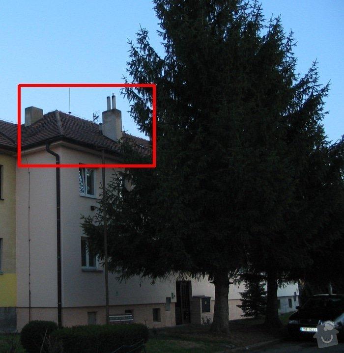 Střešní krytina na bytový dům: IMG_6413