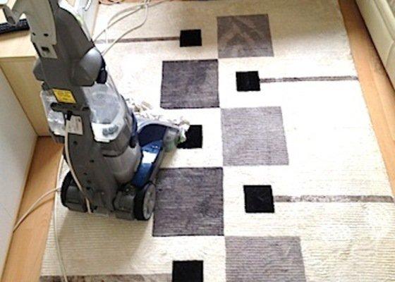 Čištění koženkové sedačky, čištění koberce, čištění taburetu
