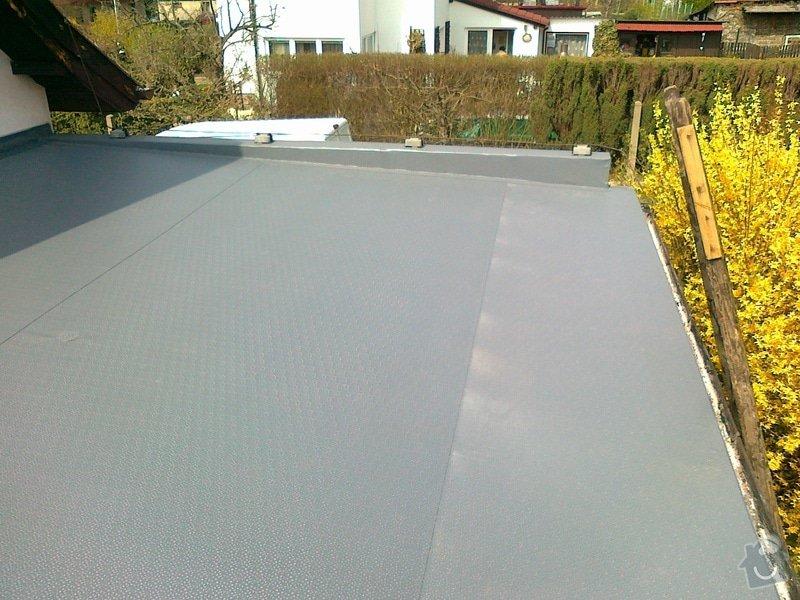 Rekonstrukci povrchu terasy 33 m2: 14042012356