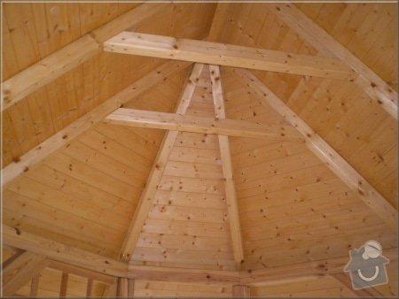 Zastřešená zahradní pergola ze dřeva: otradovci2