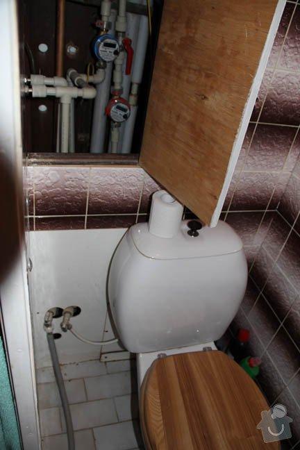 Oprava napojení WC: IMG_5334