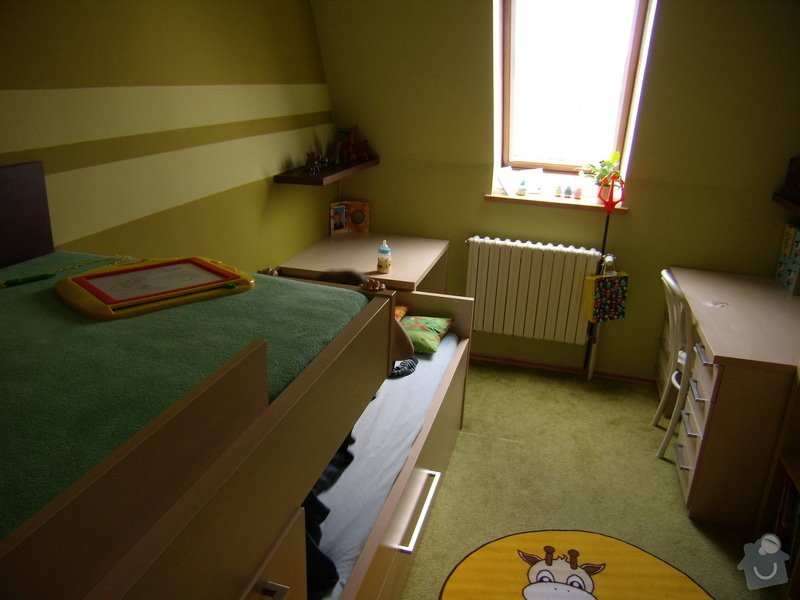 Vyroba detskeho pokoje.: P4132911