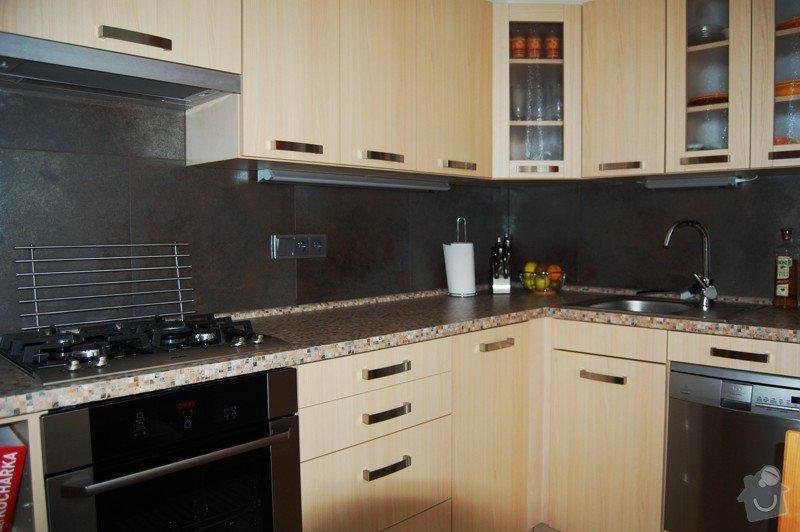 Vybavení interiéru: kuchyne118