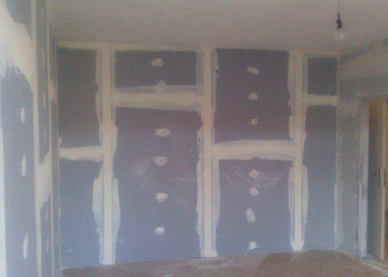 Odhlučnění bytu, odhlučnění stěn, akustické příčky, sádrokartony