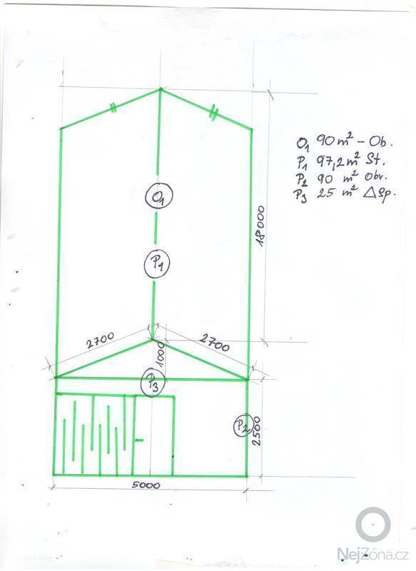 Tesařské práce dřevěný skelet boudy: drevena-kostra-skladu_Snimek_149