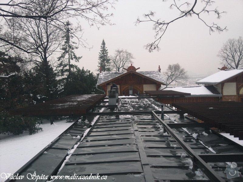 Celoroční pravidelná měsíční údržba Havlíčkovy sady Vinohrady  : Fotografie013