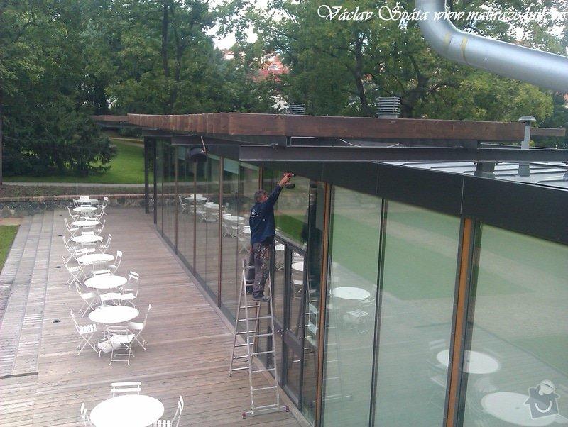 Celoroční pravidelná měsíční údržba Havlíčkovy sady Vinohrady  : IMAG0082