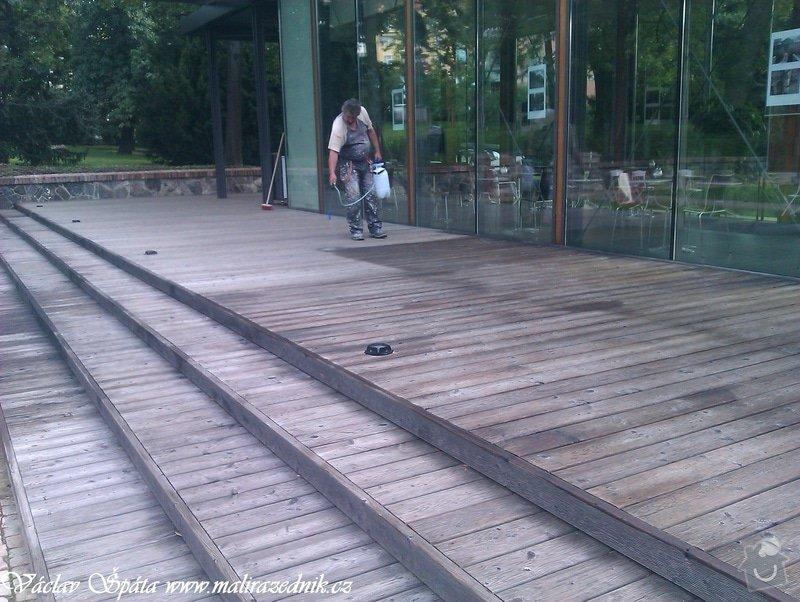 Celoroční pravidelná měsíční údržba Havlíčkovy sady Vinohrady  : IMAG0092