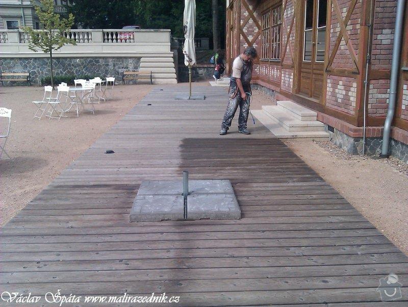 Celoroční pravidelná měsíční údržba Havlíčkovy sady Vinohrady  : IMAG0111