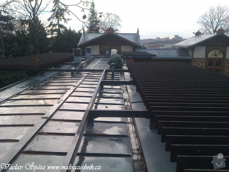 Celoroční pravidelná měsíční údržba Havlíčkovy sady Vinohrady  : IMAG0723