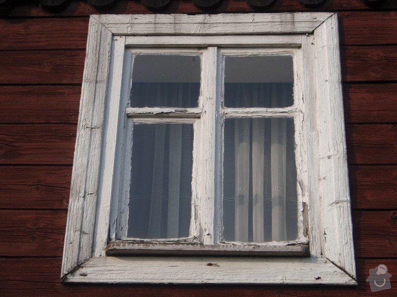 Dřevěná okna: P4140891