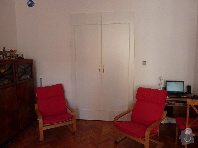 Výroba posuvných dveří do interiéru obývacího pokoje: P1040954