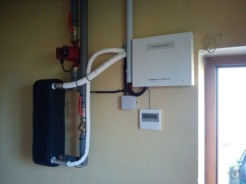 Montáž tepelného čerpadla: DSC00007