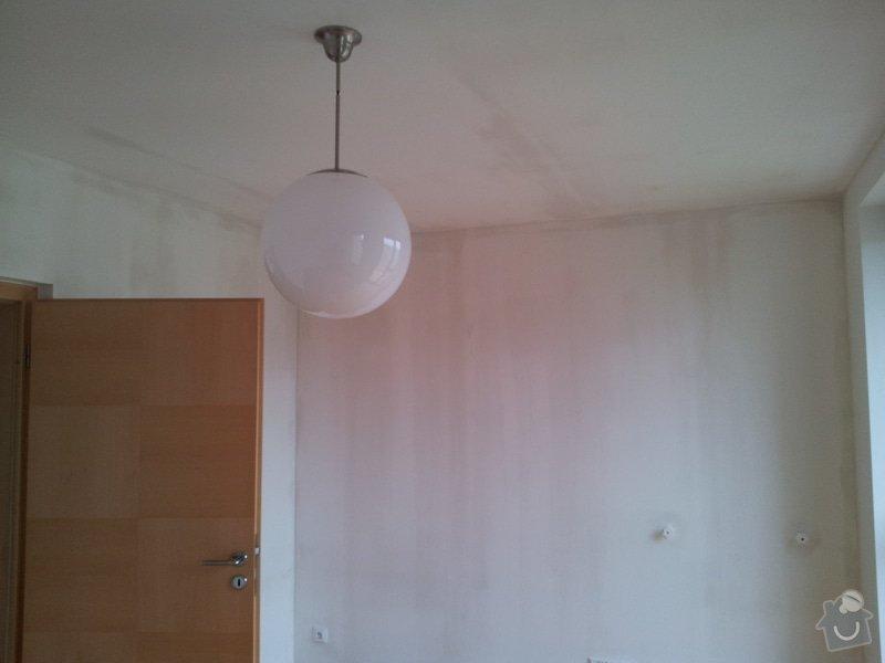 Ohlučnění stropu a stěn v monolitu: 20120406_161234