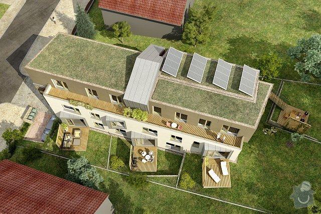 Montáž teras, treláží a schodů z akátových profilů: manumade_montaz