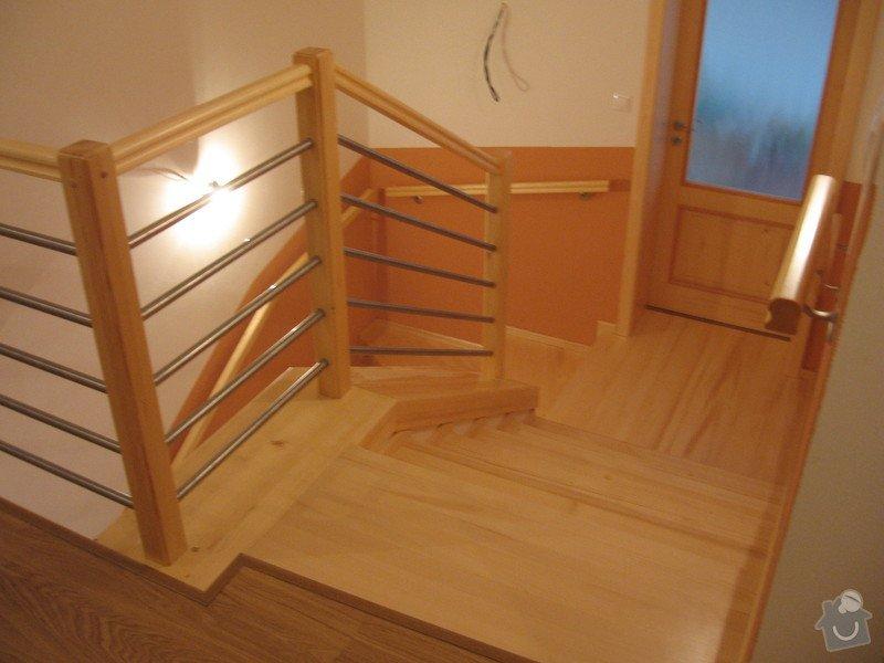 Dřevěné schodiště, vnitřní dveře: Zajic_2