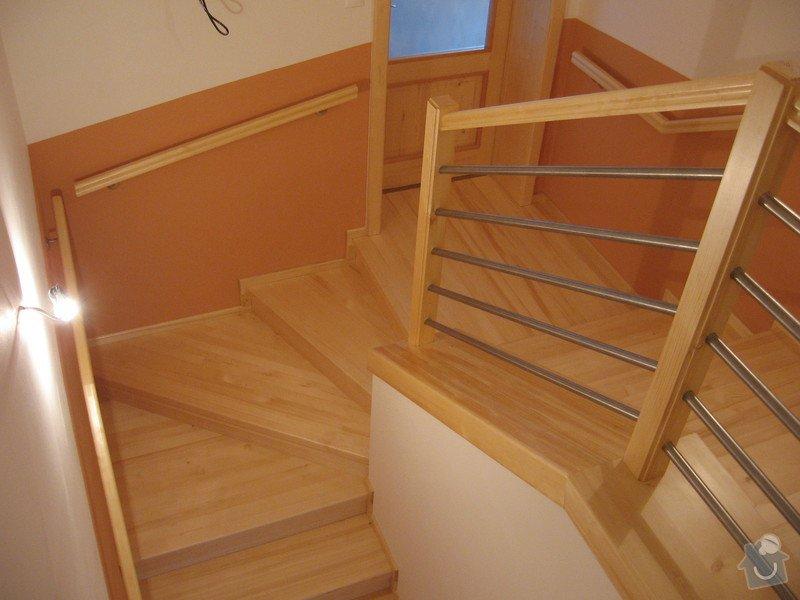 Dřevěné schodiště, vnitřní dveře: Zajic_3