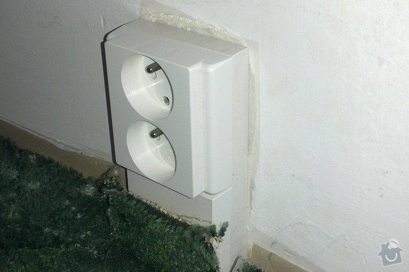 Oprava závady na elektroinstalaci: 20042012615