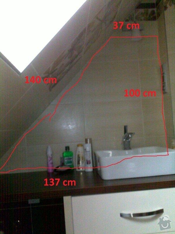 Zrcadlo na míru: zrcadlo_koupelna