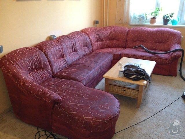 Čištění sedačky, čištění koberce.: IMG_0634
