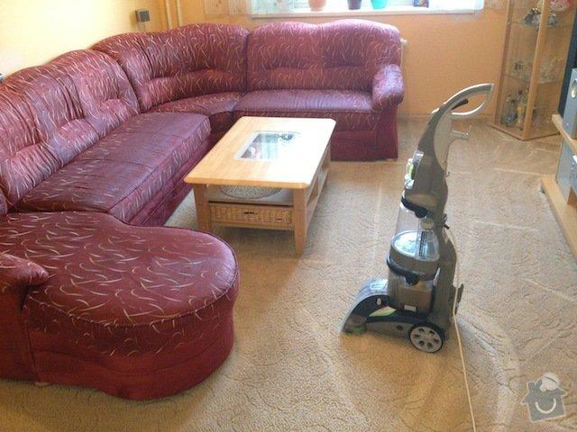 Čištění sedačky, čištění koberce.: IMG_0635