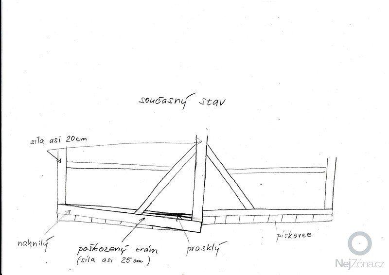 Rekonstrukce dřevěné stodoly: IMG_0002