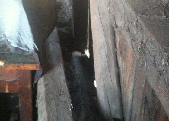 Rekonstrukce dřevěné stodoly