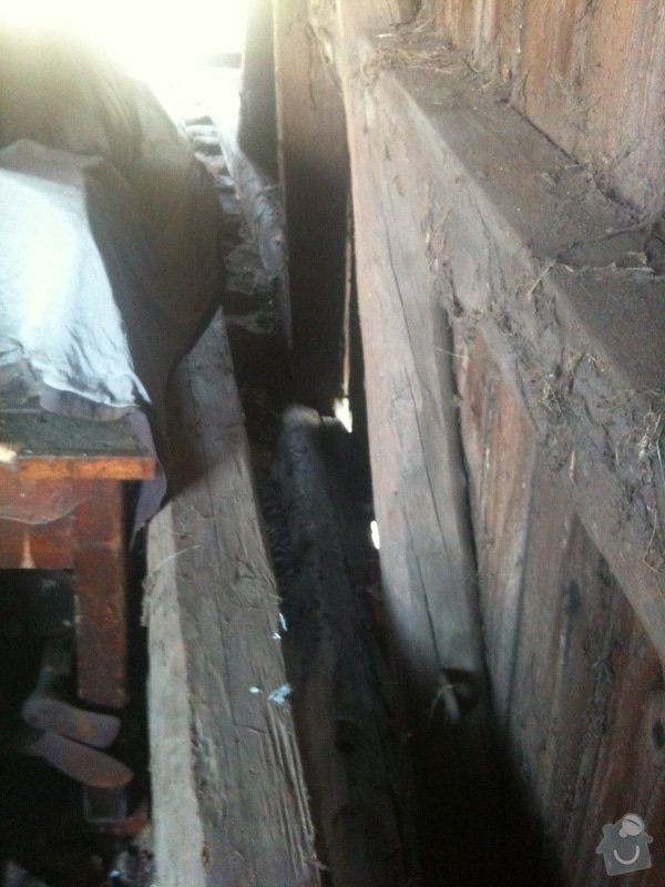 Rekonstrukce dřevěné stodoly: obrazek_2