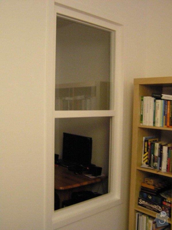 Dřevěné okno: okno1