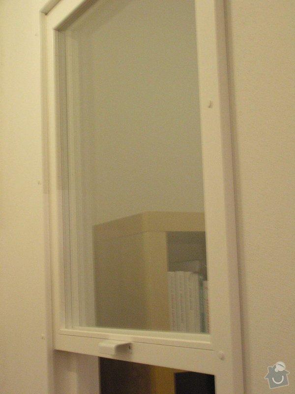 Dřevěné okno: okno2