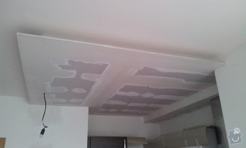 Montaz podhledu, kuchynsky kout: 20120411_161259