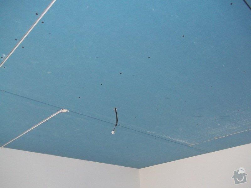 Odhlučnění stropu: 104_1314