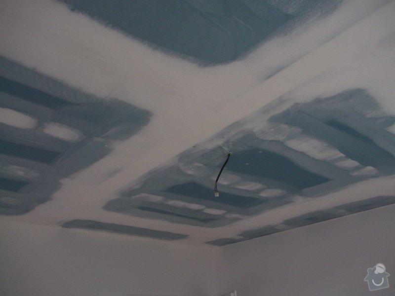 Odhlučnění stropu: 104_1318
