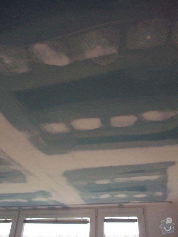 Odhlučnění stropu: 104_1319