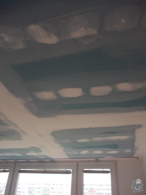 Odhlučnění stropu: 104_1320