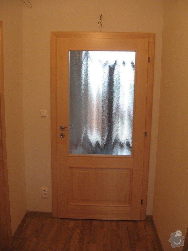 Dřevěné schodiště, vnitřní dveře: drevene-schodiste-vnitrni-dvere_Zajic_9