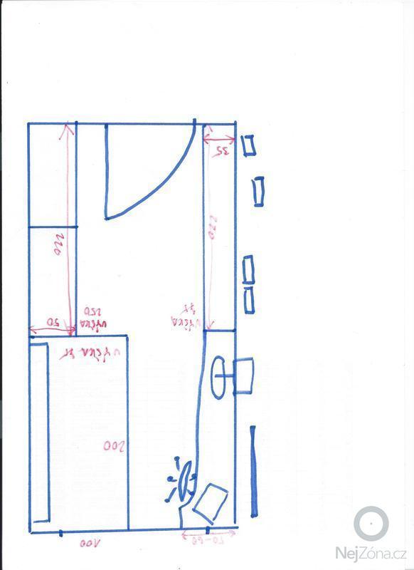 Zakázková výroba nábytku do studentského pokoje: Scan0001