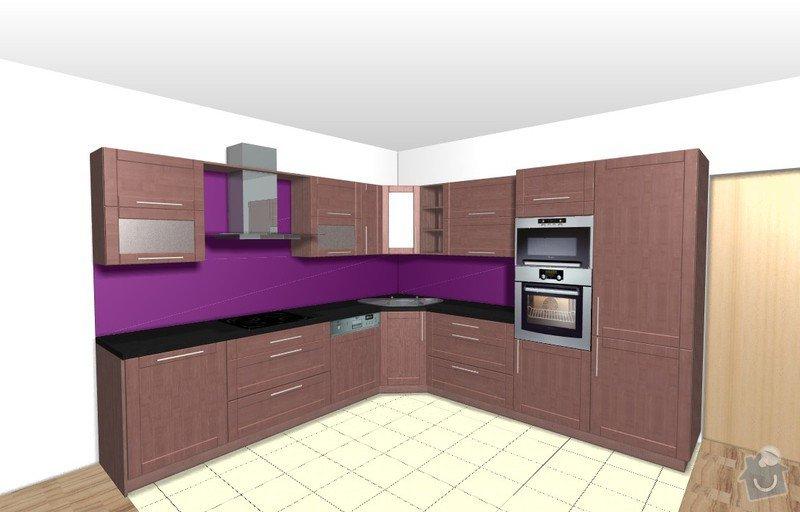 Kuchyň na míru: Sladovnik2